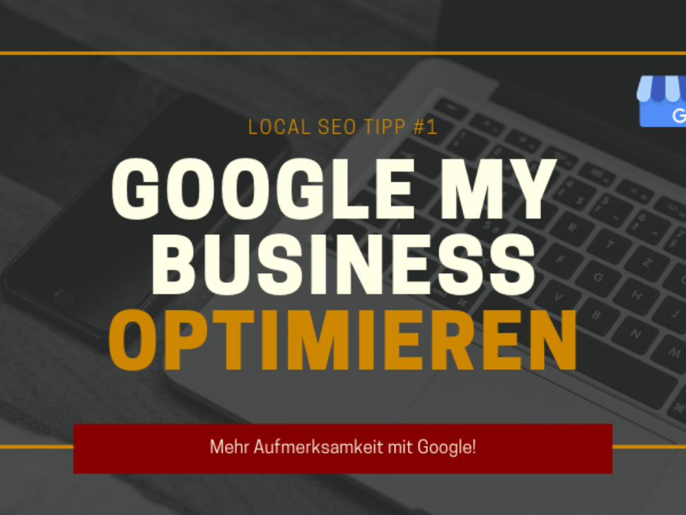 Local SEO TIPP #1